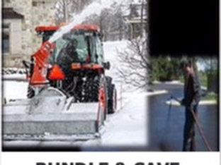 Driveway Sealing & Snow Removal