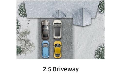 2.5 Driveway