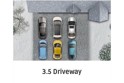 3.5 Driveway