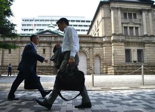 BOJ(日銀)& GPIF(年金積立金管理運用独立行政法人)
