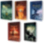 Série Percy Jackson