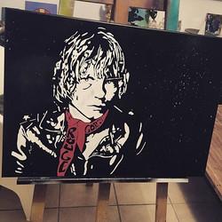 #art #renaud #rougegorge #artist  #cobo #schoolartstreet #graff #graffiti #pochoir #street #streetar