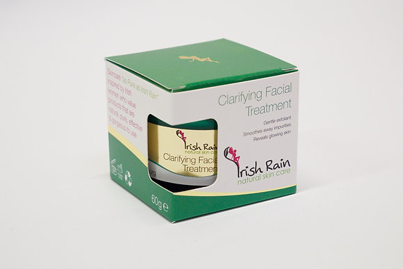 Clarifying Facial treatment