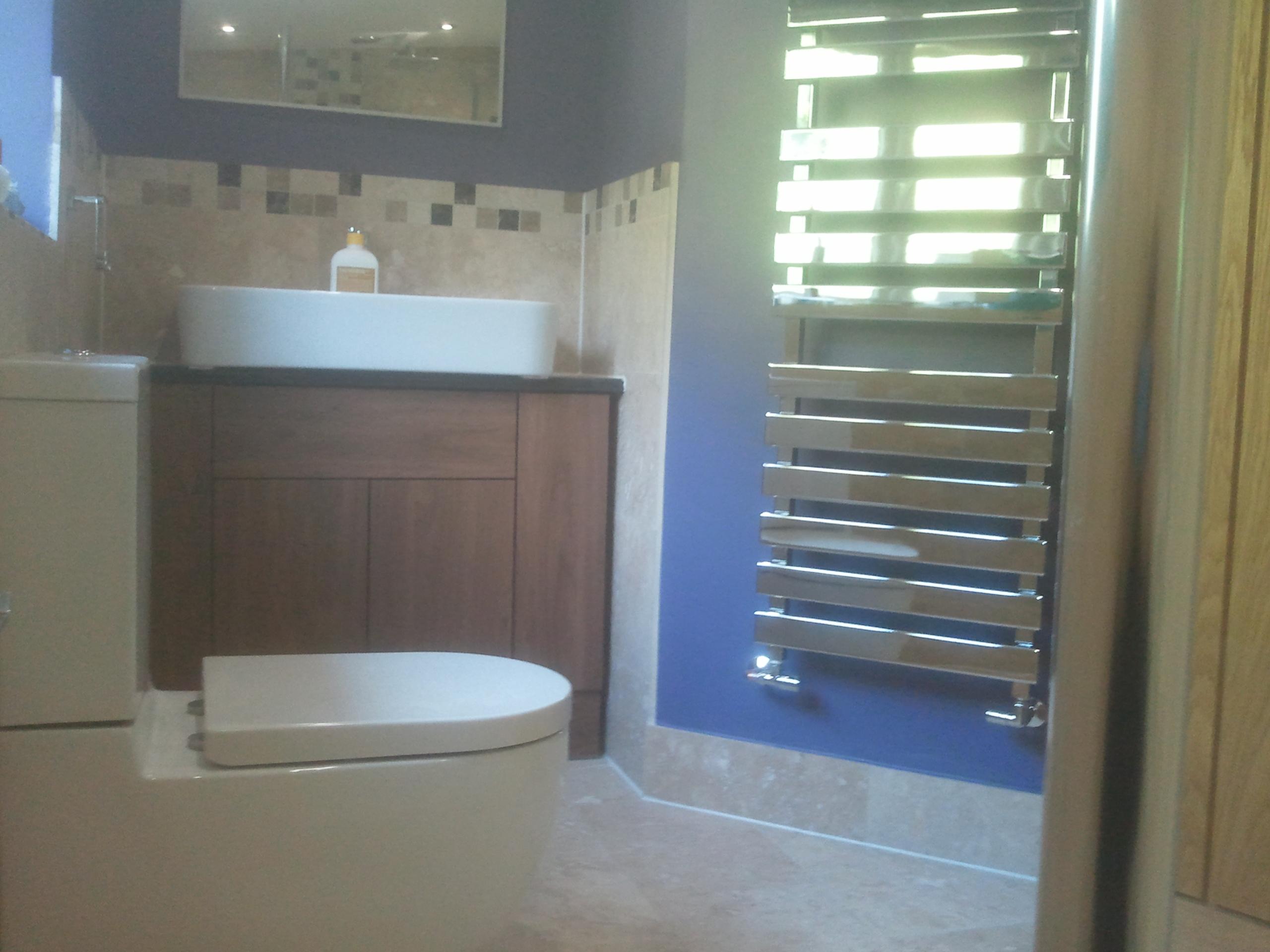 Bathroom, Ramsbury.