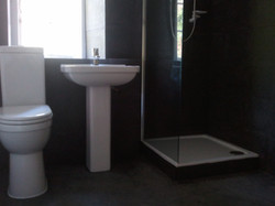 Shower room, Westbury.