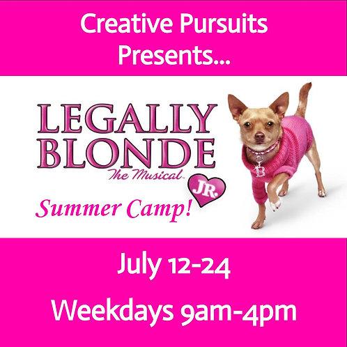 Legally Blonde Jr - Summer Camp
