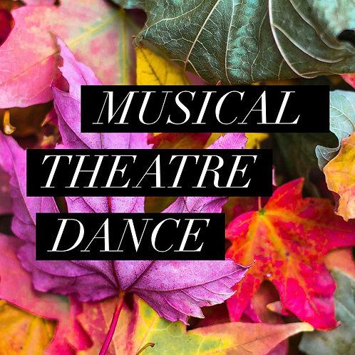Musical Theatre Dance - Beginner
