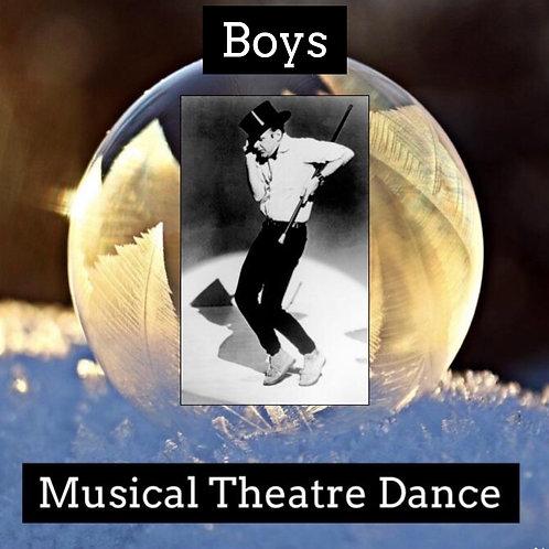 Musical Theatre Dance (Boys Only) - Intermediate/Advanced