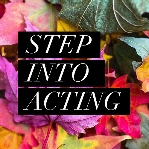 Step Into Acting
