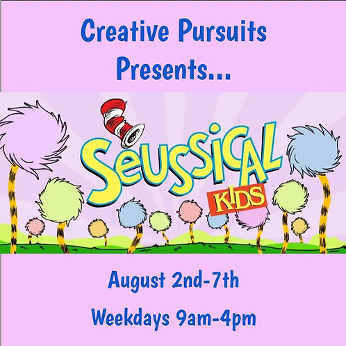 Seussical Kids - Summer Camp