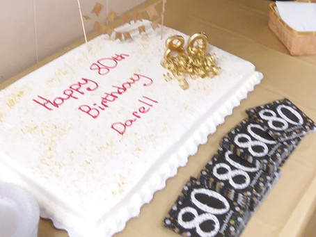 Happy Birthday, Darell!
