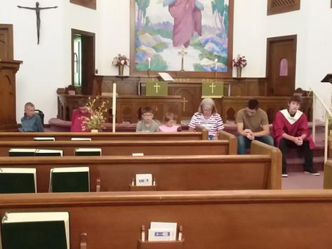 Children Sermon, Sunday June 14