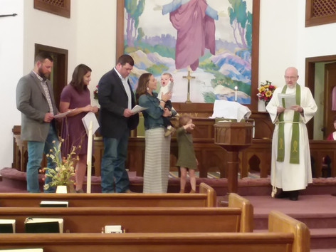Baptism of Whit