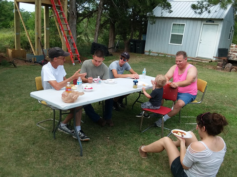 Freemount Church Picnic