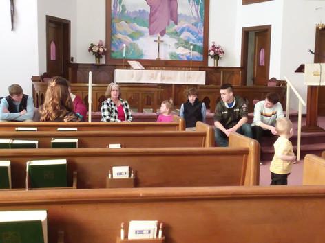 Children Sermon by Janet Crandall