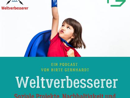 "Organifarms talks about vertical farming automation @  ""Weltverbesserer"" podcast!"