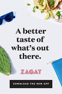 Example ad: A better taste of what's out there.