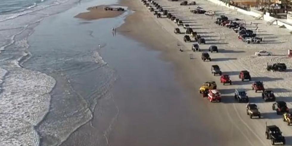 Jeep Beach 2021- Daytona Beach, FL