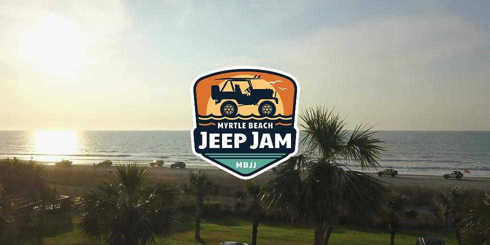 Myrtle Beach Jeep Jam 2021