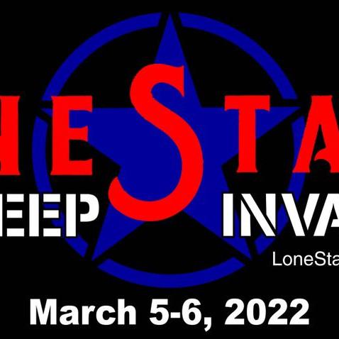 Lonestar Jeep Invasion