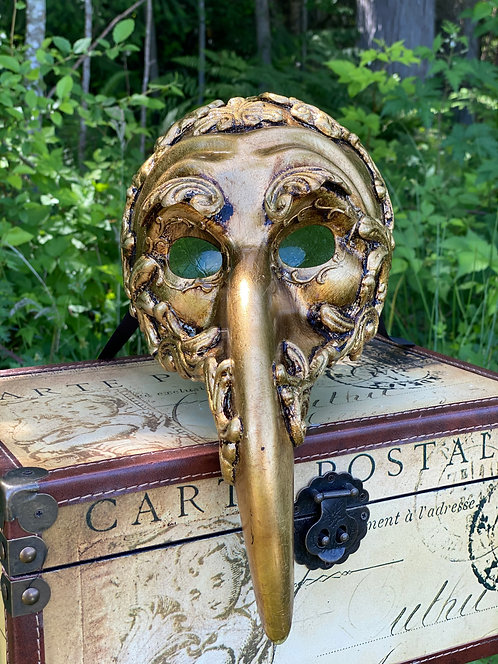 Scaramouche Mask