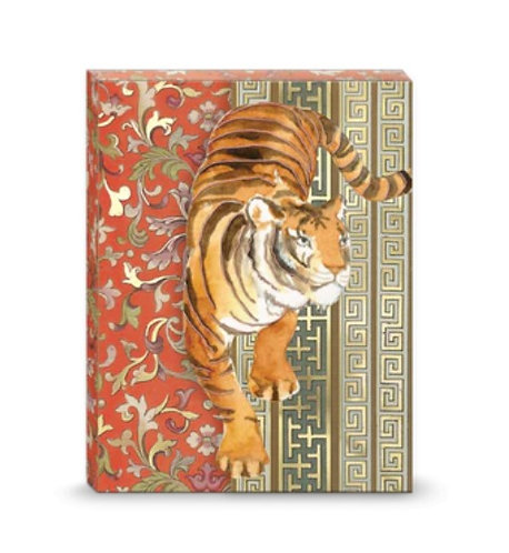 Tiger Pocket Notepad