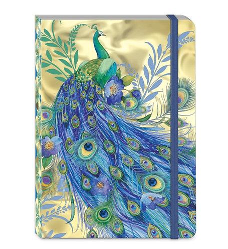 Royal Peacock Notepad