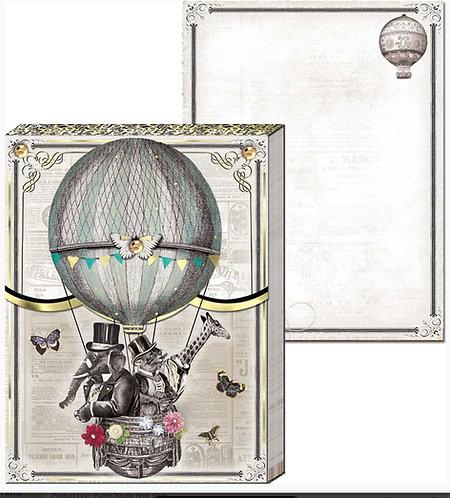 Animal Balloon Pocket Notepad