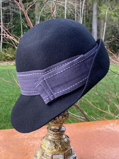 Tina Goldstein Cloche Hat