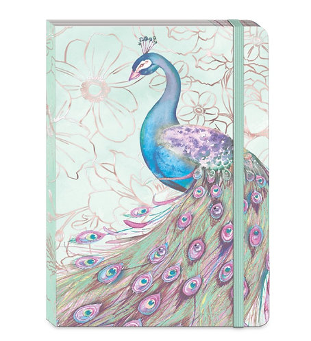 Mint Peacock Journal