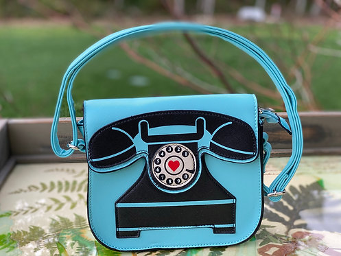 """""""Love on the Line"""" Purse"""