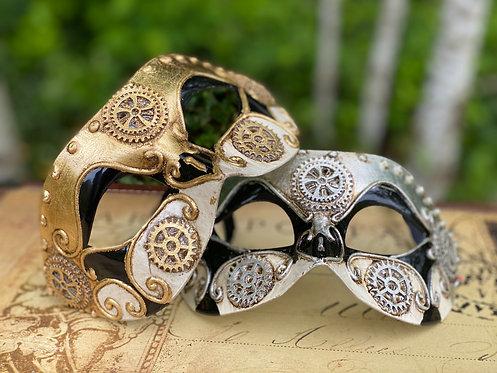 Steampunk Gear Mask