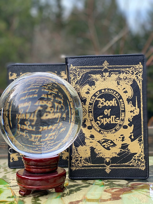 Book of Spells Book Purse