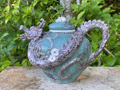 Ceramic Dragon Teapot