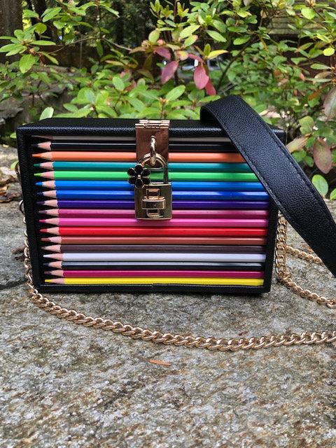 Pencil Box Purse