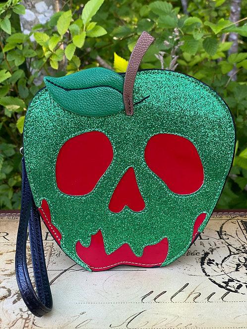 Poison Apple Clutch Purse