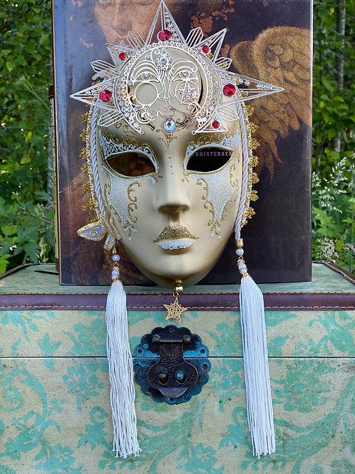 Sun Goddess Mask