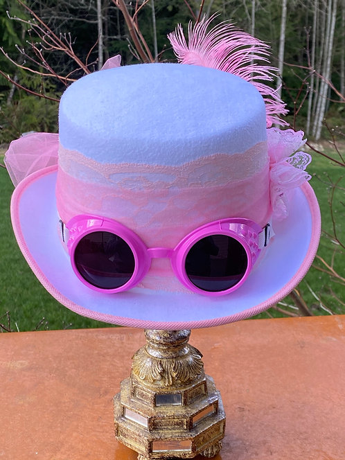 Penelope Pitstop Tophat