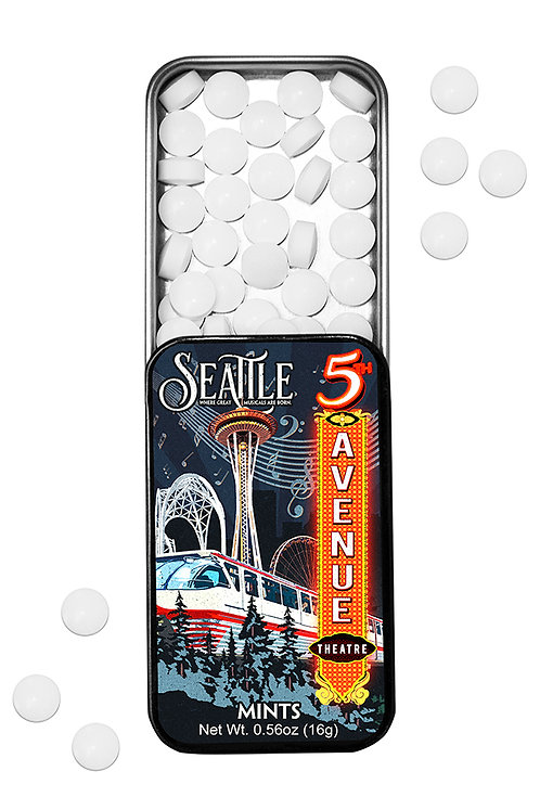 City Scene Marquee Mints