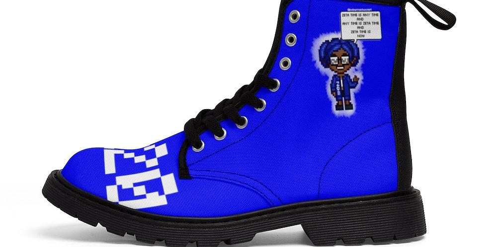 Zeta Time Boots