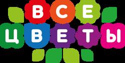 Дизайн логотипа для магазинов цветов