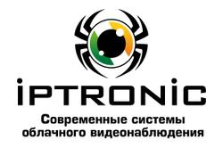 Дизайн фирменных футболок Iptronic
