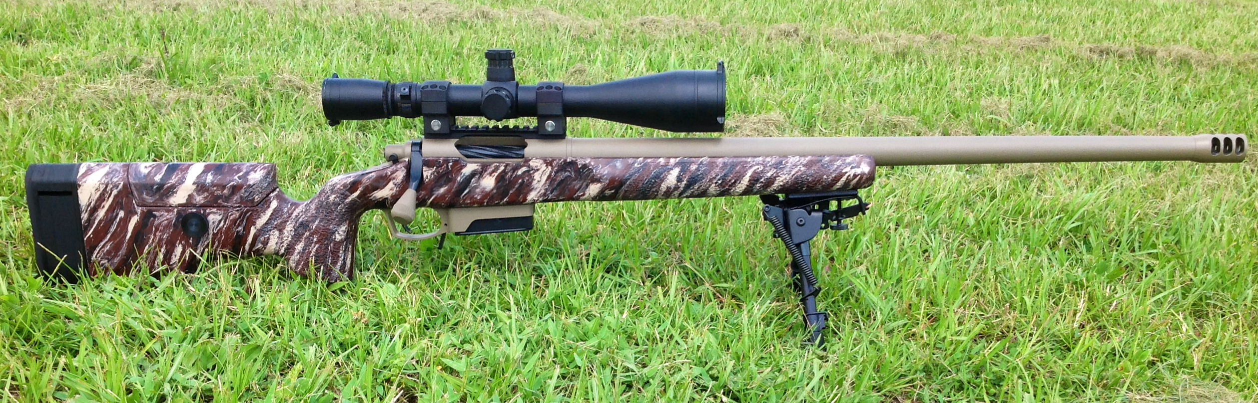 M40A5 marbled