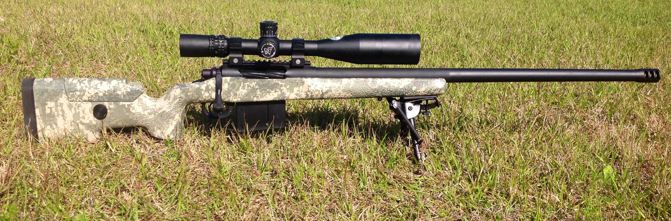 Tactical M40