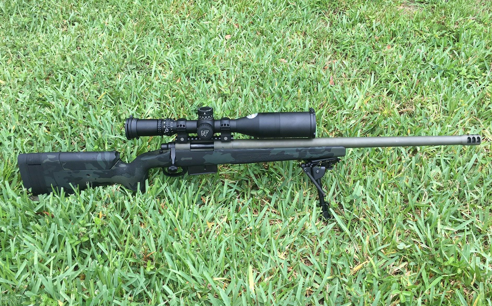 M40A3-5 Black Multicam NF ATACR