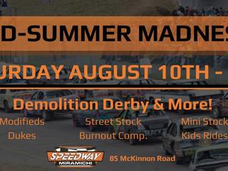 Mayhem On Tap for Mid-Summer Madness!