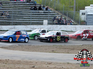 Road Rage 50, Mini Stock Classic On Tap For Speedway Miramichi