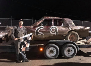 Silliker Wins Instant Classic at Halloween Spooktacular