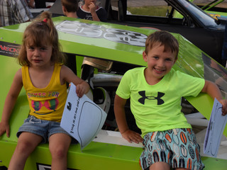 Kids Day to Feature Family Fun Saturday at Speedway Miramichi