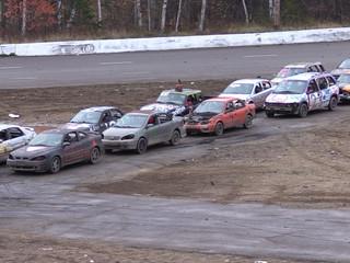 The Day of 8's Hauls Into Speedway Miramichi Saturday
